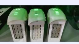 Vendo 3 baterias de PHANTOM 4 usadas