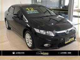 Civic Sed. LXL/ LXL SE 1.8 8V - 2012