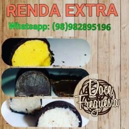 ++ RENDA EXTRA / TRUFAS - DoceFreguesia