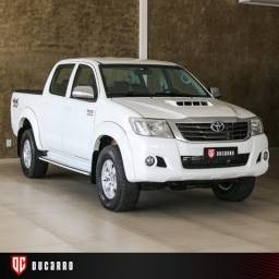 Toyota hilux 2014/2014 3.0 srv 4x4 cd intercooler diesel 4p automátic - 2014