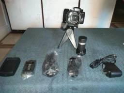 Vendo ou troco câmera digital completa