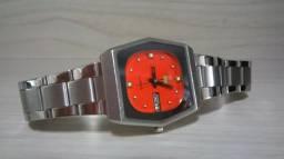 Lindo Relógio japonês, Seiko 5 anos 70 Modelo Raro Funcionando perfeitamente.