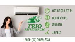 Assistência técnica e instalações de Ar condicionado