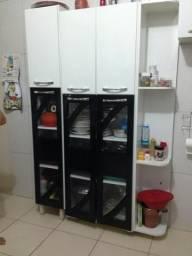 Assusto de cozinha
