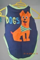 Roupa Cachorro Pequeno - Puket