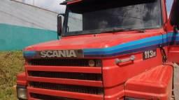 Scania 113 conjunto ano 93 cavalo e carreta - 1993