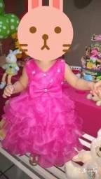 Vestido infantil tam 2 anos