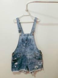 Macaquinha Jeans Sawary