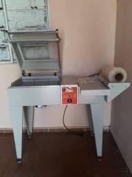 Máquina embaladora semi automática