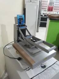 Máquina de estampar camisas