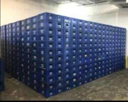 Caixas de litrinho ambev