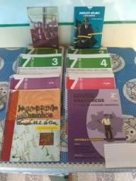 Livros e paradidáticos