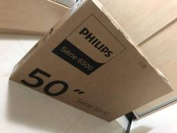 Tv Philips 50 polegadas 4k smart Wi-Fi Netflix YouTube