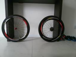 Rodas Speed Carbono
