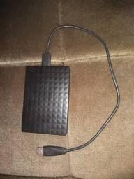 Vendo HD externo Seagate 1t
