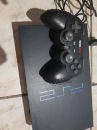 PS2 travado versão européia 220w