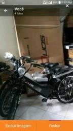 Bicicleta elétrica 0km Duos 800w comprar usado  São José Dos Campos
