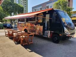 FoodTruck Microbuss MB LO814