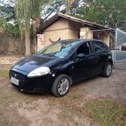 Fiat Punto Attractive 1.4flex 2011 completo