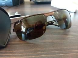 Óculos de sol Ray Ban lente polarizada