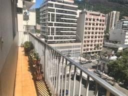 Apartamento à venda com 3 dormitórios em Botafogo, Rio de janeiro cod:875477