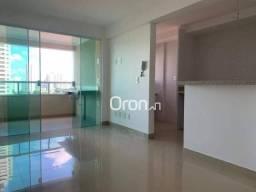 Apartamento com 2 dormitórios à venda, 60 m² por R$ 346.000,00 - Setor Bueno - Goiânia/GO