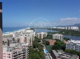 Apartamento à venda com 3 dormitórios em Barra da tijuca, Rio de janeiro cod:848503