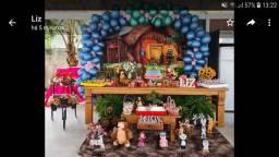 Festa Masha e o Urso maravilhosa