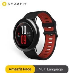 Smartwatch Amazfit Pace - Preto - Novo