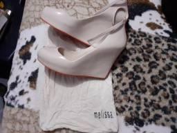 Sandália Salto Melissa N? 38
