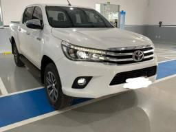 Toyota Hilux 2018/2018 SRX Branca - 2018