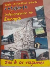 Livro - Guia Criativo Para O Viajante Na Europa