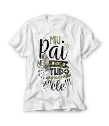 Camisas personalizadas para aniversarios