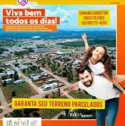 Super oportunidade lotes parcelados no boleto próximo às faculdades ulbra e Assaí