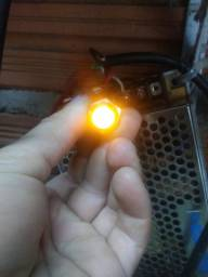 Led 24/12 volts amarelo