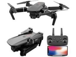 Drone com câmera 1080p wi-fi 2 baterias