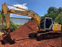 Máquina - Escavadeira