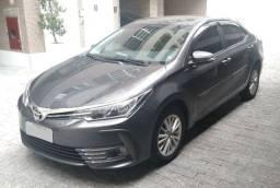 Corolla 2018 completo c/ piloto automático