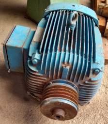 Motor trifásico 75 cv - 1770 rpm weg