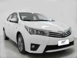 Toyota Corolla 2.0 XEI Automático 2016 Branco Completo