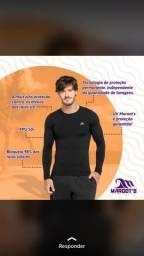 Camisa térmicas fator de proteção 50