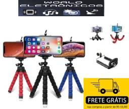 Tripe Para Celular Live Mesa Escritorio Giratorio Camera
