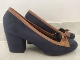 Sapato social moleca