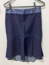 Saia Jeans P ( 38)