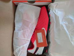 Chuteira Campo Nike Tiempo Nova