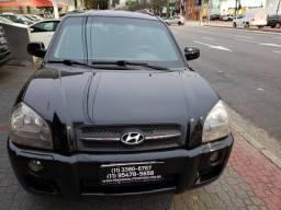 Hyundai Tucson blindado 47.000km único dono