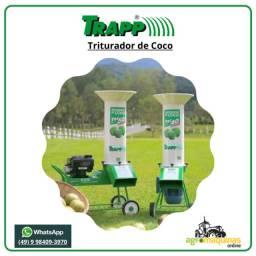 Agromaquinas Online - Triturador de Coco Trapp TRC-40 com Motor Eletrico