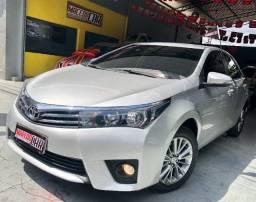 Corolla XEI 2017 É Na Macedo Car!!!weh