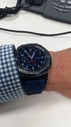 Samsung Gear 3 - Muuti Conservado + Varias Pulseiras + Caixa