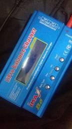 Vendo carregador imax b6 com fonte 1.5a 12v
